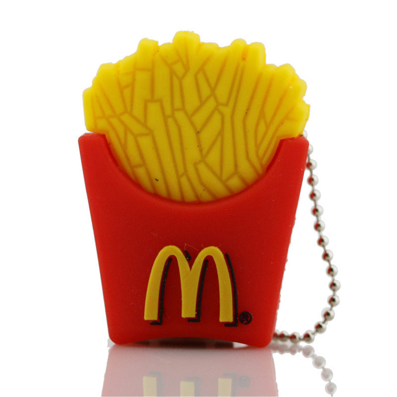 Mcdonald S Usb Flash Drive Cartoon Usb 2 0 Flash Drive U Disk 8gb