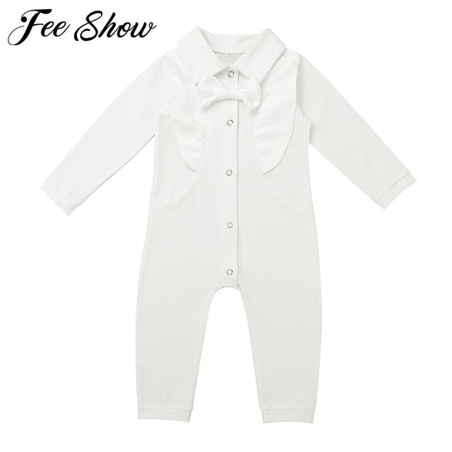 710af98a13ef Autumn Winter Infant Baby Boy Christening Outfit Infant Boy Wedding ...