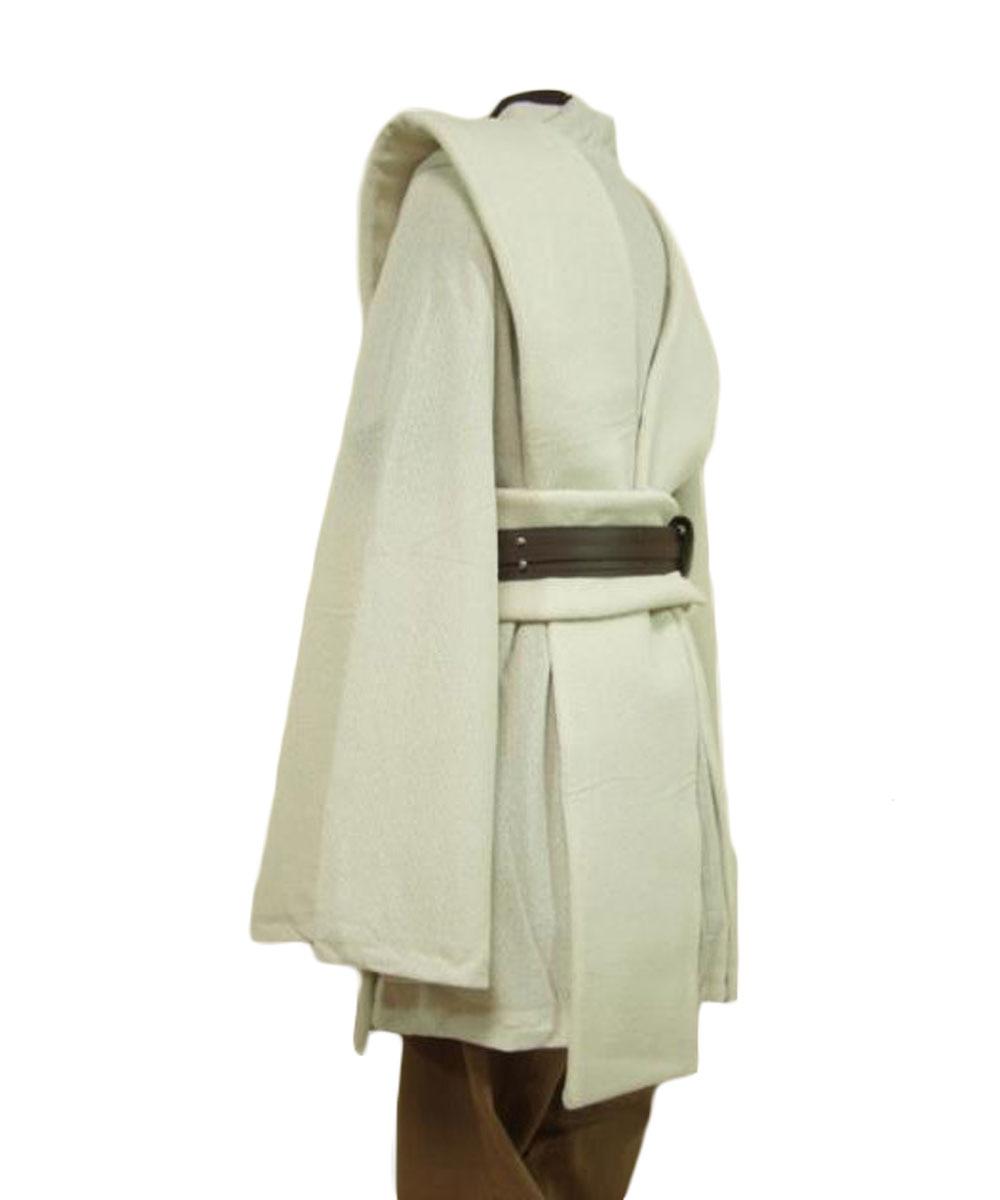 Star Wars Cosplay Kostium Obi-Wan Kenobi Dorosłych Mężczyzn Jedi - Kostiumy - Zdjęcie 3