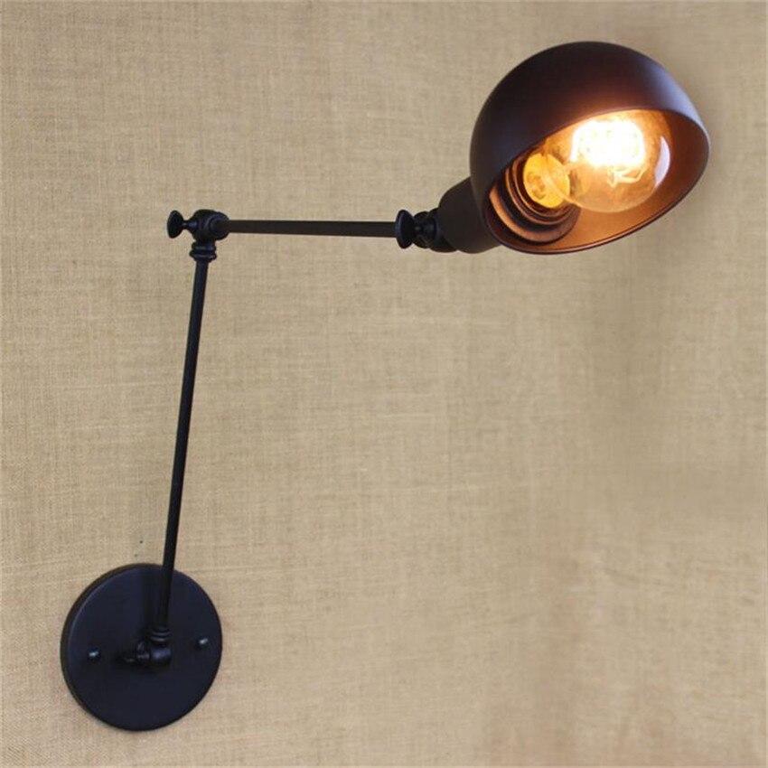 Vintage Lampen Industrial Style loft creative minimalist long arm ...