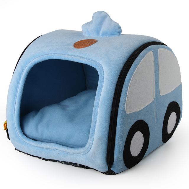 New Design Pet Dog Cat House Beds Sofa Soft Car House For Small Puppy Dogs Cats Cama de Cachorro Casa Perros Chien 141