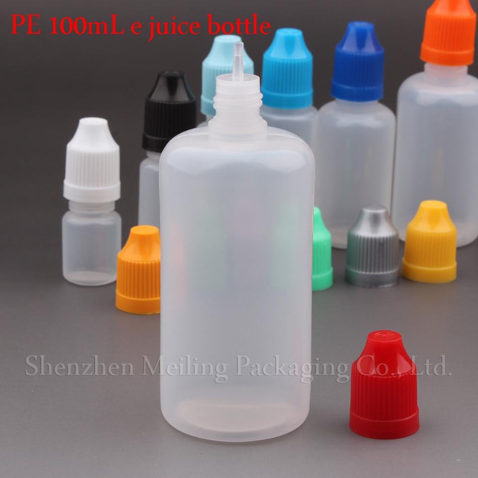 2015 Murah Botol Plastik 100 Ml Penetes Tetes Mata 10 Putih Minyak Esensial Untuk Rokok Elektronik Di Dari Aliexpresscom