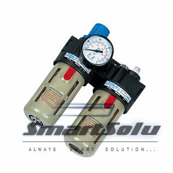 BFC-4000 Air Filter Regulator Lubricator Combination BFC4000