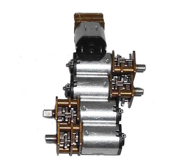 DC 12v Gear Motor DC 6V 12GBN20 Gear Motor Free Shipping