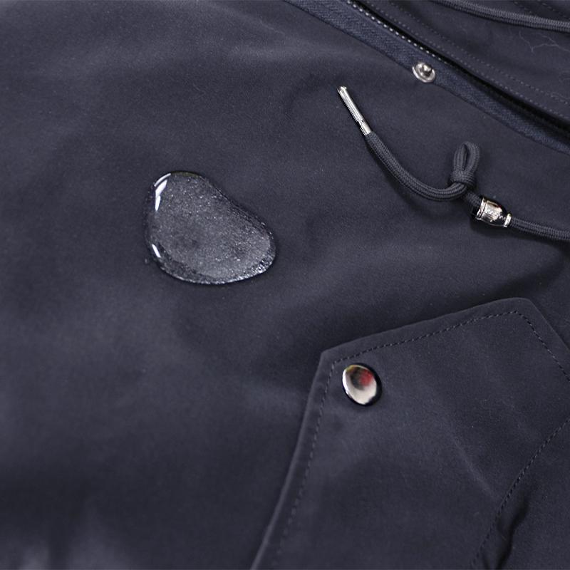 Parka Fur Fox Streetwear 9