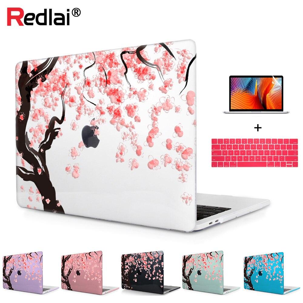 새 Macbook Pro 13 15 터치 바 2018 및 2017 용 A1706 A1707 A1989 - 노트북 액세서리