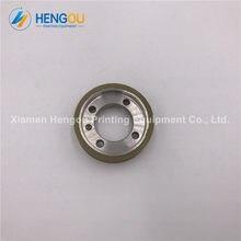 Peças deslocadas da máquina de impressão da roda f4.614.555 da fricção da máquina de hengoucn 38x18x10mm