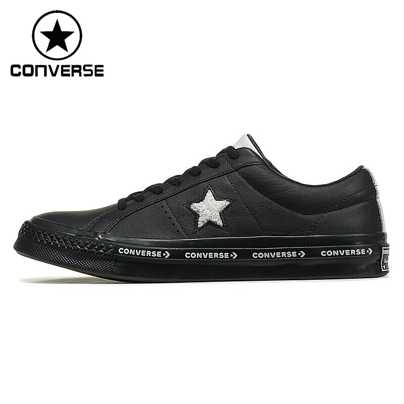 Original New Arrival 2018 Converse Unisex Skateboarding Shoes Canvas Sneakers