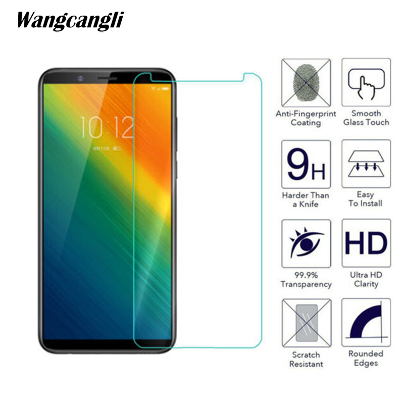 Tempered glass For Lenovo K5 Screen protector phone protection flim 0.3mm Ultra-thin