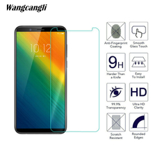 Tempered glass For Lenovo K5 Screen protector phone protection flim 0.3mm Ultra-thin Screen protection flim protect flim 6av7 885 2 for simatic hmi ipc 577c