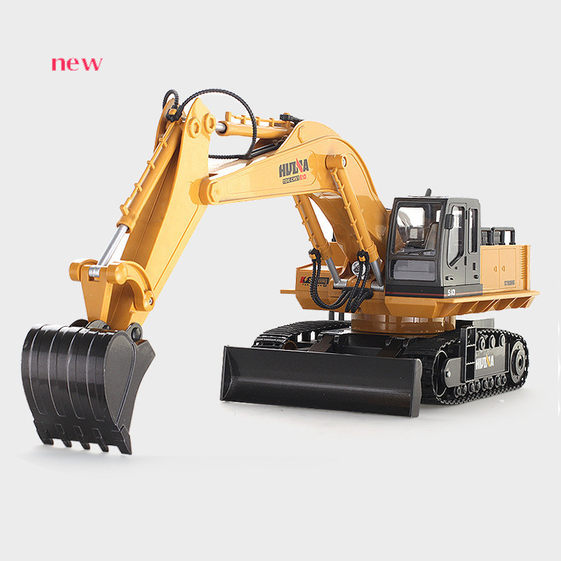 Remote Control Tuba Excavating Machinery Charge Action Childrens Toys Turner Taxi Boy Toys Vehicle Giftwithout original box quality good engineer series motor driven remote control tuba excavating machinery e511 toys goods in stock without original box