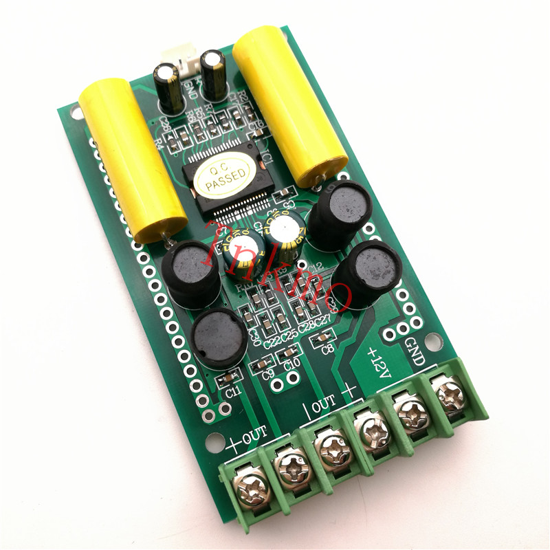 1PCS TA2024 Vehicle mounted computer power amplifier board Fully Finished Tested PCB Power Amplifier Board 2x15W zigbee cc2530 dht11 pcb board design temperature and humidity acquisition vb display upper computer finished graduation