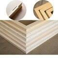 Прямая поставка деревянная рамка для холста картина маслом заводская цена деревянная рамка для холста картина маслом Природа Дерево DIY рам...