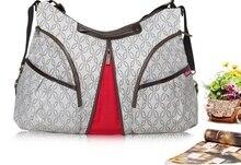 Nuevo diseño del bebé bolsas de pañales para mamá bebé de viaje bebe nappy bolsos organizador bolsa de cochecito para embarazos de maternidad momia bolsa