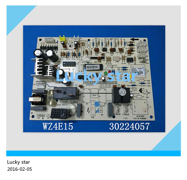 98 New For Gree Air Conditioning Computer Board Circuit Wz4e15 30224057 Grzw4a A1