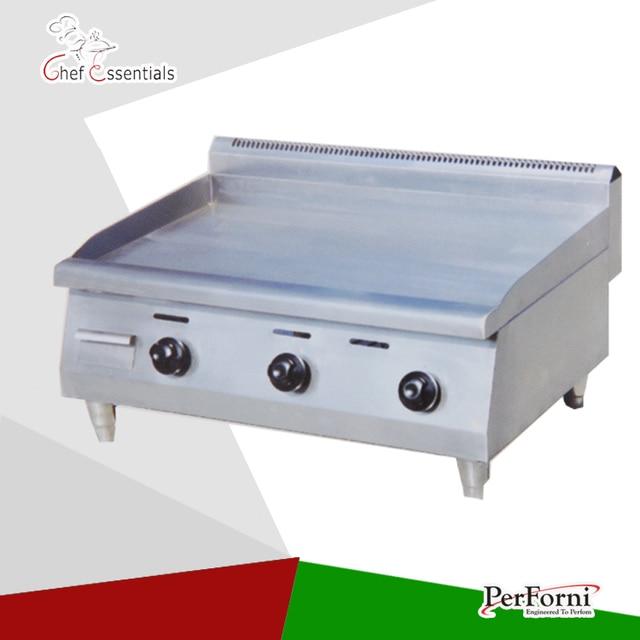 PKJG GH36 Gas Piastra (Flat Plate), per Cucina Commerciale in PKJG ...