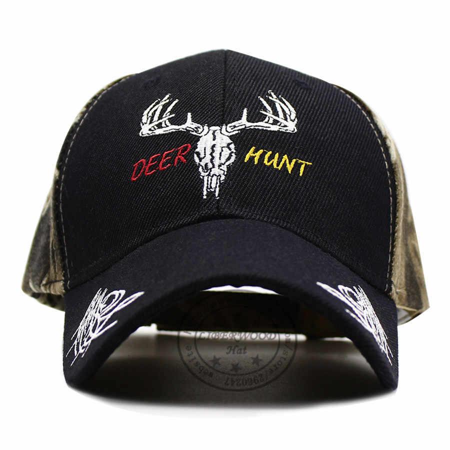 9a0ba827d67 ... LIBERWOOD Hunting Style Woodland Army Green Camouflage Baseball Hat Cap  Deer Hunt Cap Realtree Xtra Camo ...