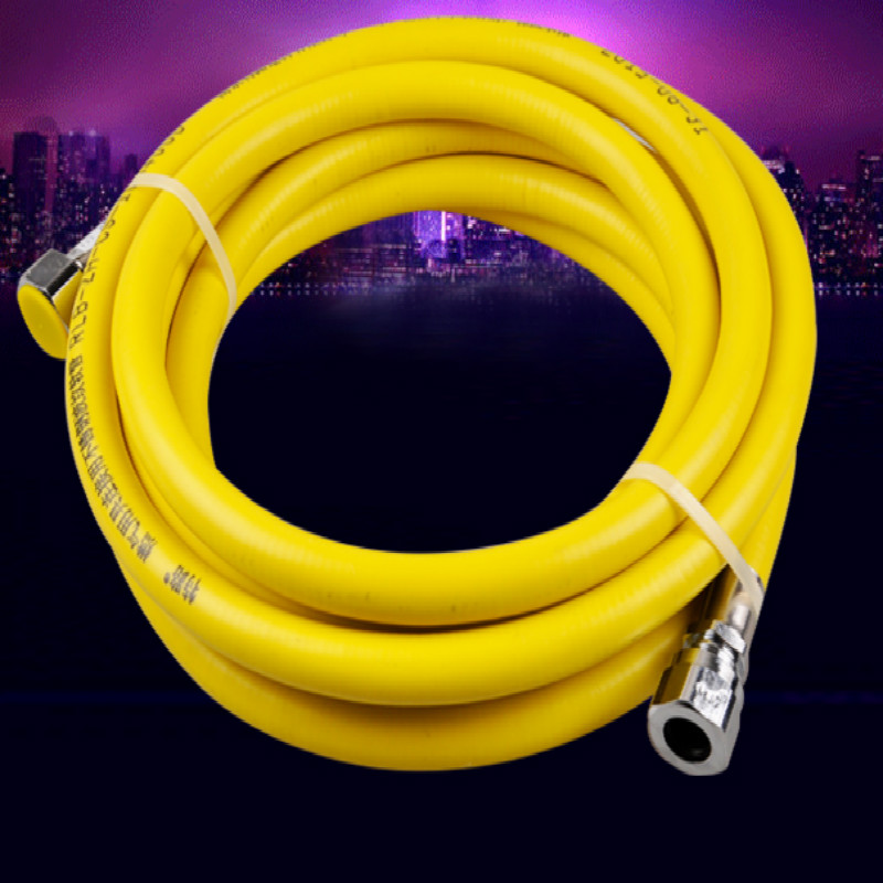 Gas burner water heater Natural gas Plumbing Hoses silicone pipe silicone hose silicon silicone tube Built in stainless steel