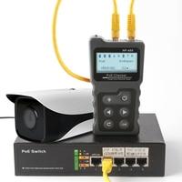 NOYAFA NF 488 PoE power test Network PoE Tester checker Over the Ethernet cat5,cat6 Lan tester network tools PoE Switch test