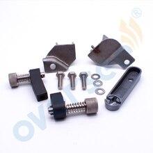 Kit daccessoires de télécommande pour moteur de bateau Yamaha Parsun 25HP 30HP 2 temps, 689 48501 689 48501 50 00