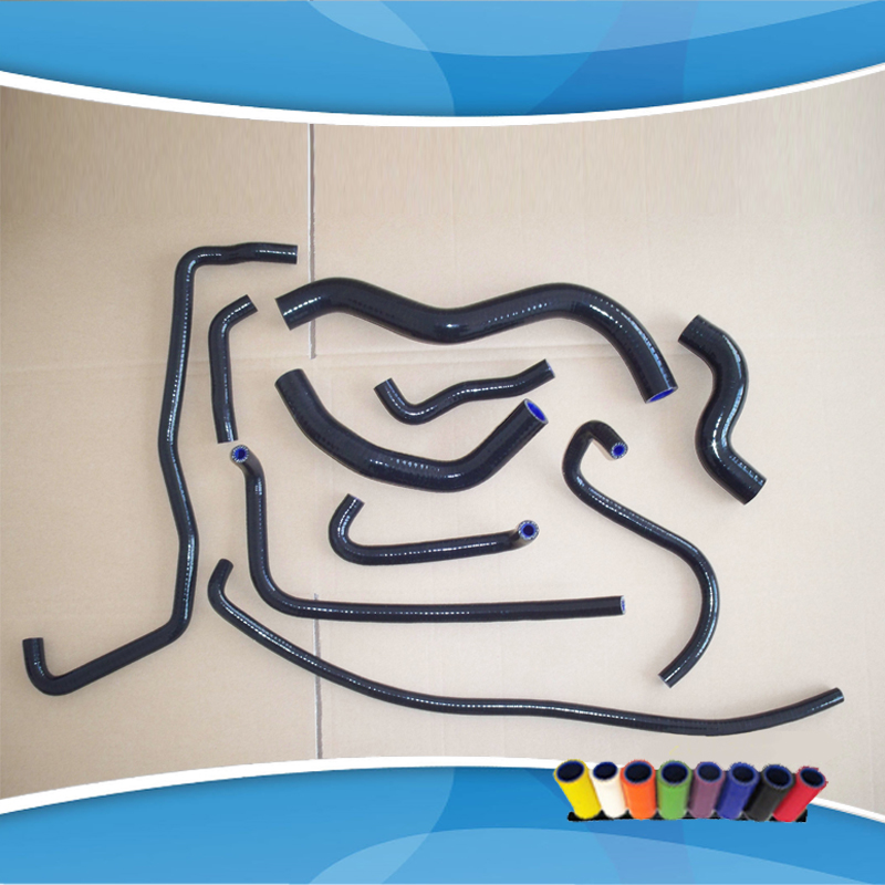 где купить  Motorcycle silicone radiator hose kit for Honda CB900F 919 02-07  по лучшей цене
