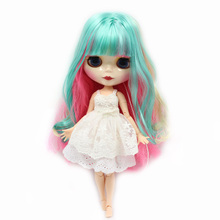 Icy Factory Neo Blythe Doll DIY Different Skin Options 30 cm Free Gift