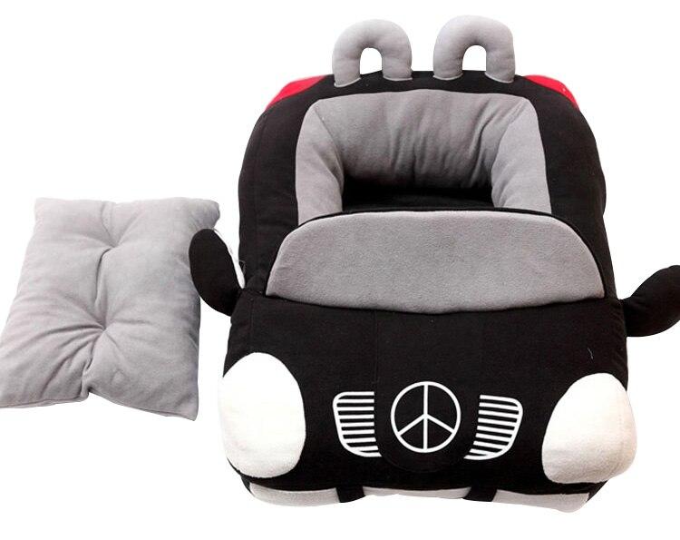 detachable cushion dog bed