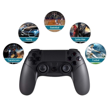 Playstation 4 Dualshock Controller | Bluetooth Gamepad For Dualshock 4 Wireless Controller With Vibration Function Joystick Gamepad For Playstation 4 Windows Pc
