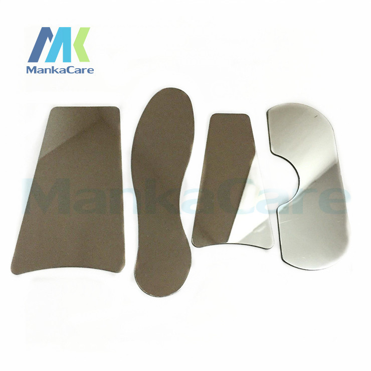 Dental 4pcs Orthodontic intra Oral Mirrors Stainless Steel Photographic Mirror Intraoral Reflector dental oral instrument