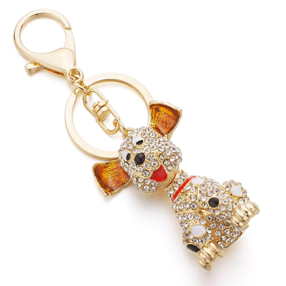 Dalaful dalmatinski pas kristal ručni privezak privjesak privjesak - Modni nakit - Foto 4