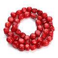 Fashion Loose Natural Coral Beads Fit Diy Bracelet Necklace Findings Irregularity Spacer Beads For Jewelry Accessories F4012