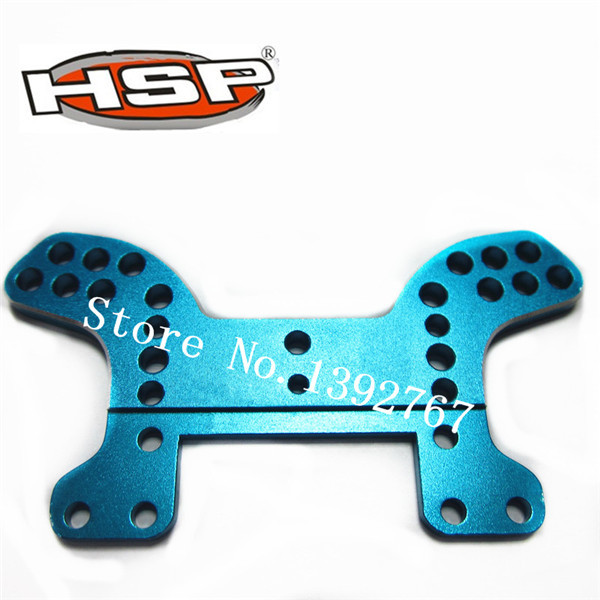 Frank Hsp Upgrade Parts 285022 Billet Alum.front Shock Tower For 1/16 Scale Models Rc Car Buggy Rally Truck Truggy Troian Meteor Exquisite In Workmanship