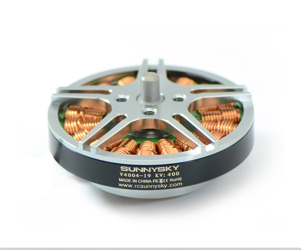 SUNNYSKY V4004 300KV / 400kv Multi-copter Motor Outrunner Brushless Motor for FPV RC Multicopter sunnysky m80 130kv 150kv desk outrunner brushless motor for fpv rc multi rotors