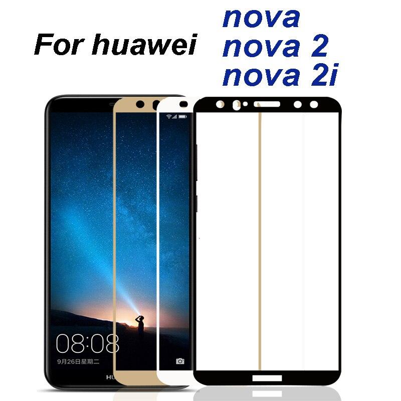 Protective glass on the for huawei nova 2i screen
