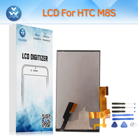 AAA LCD Display For HTC One M8S LCD Screen Touch Digitizer Glass Assembly Replacement Pantalla Black