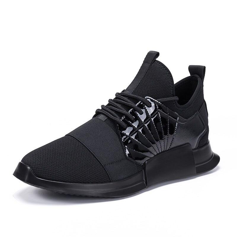 Transpirable Plataforma Zapatos Calzado Zapatillas Deporte Británico Empalme 1 2019 Moda Lentejuelas Casual De Nuevo Estilo Otoño Hombres 2 Hombre tgZawWq