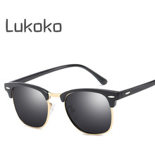 94a37984f63 Unisex TAC Vintage Sun Glasses For Men Polarized UV400 Gozluk Male 2018  Retro Cat Eye Sunglasses Fashion Luxury Brand Designer