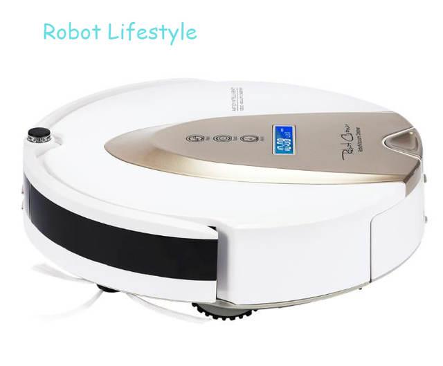 Online Shop Intelligent Robot Vacuum Cleaner Vacuum with