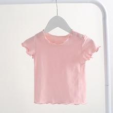 Baby Boys Girls T shirt Summer Clothes