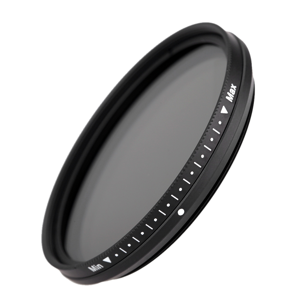 Image 5 - Fotga 52mm Slim Fader Variable ND Filter Adjustable Neutral Density ND2 to ND400-in Camera Filters from Consumer Electronics