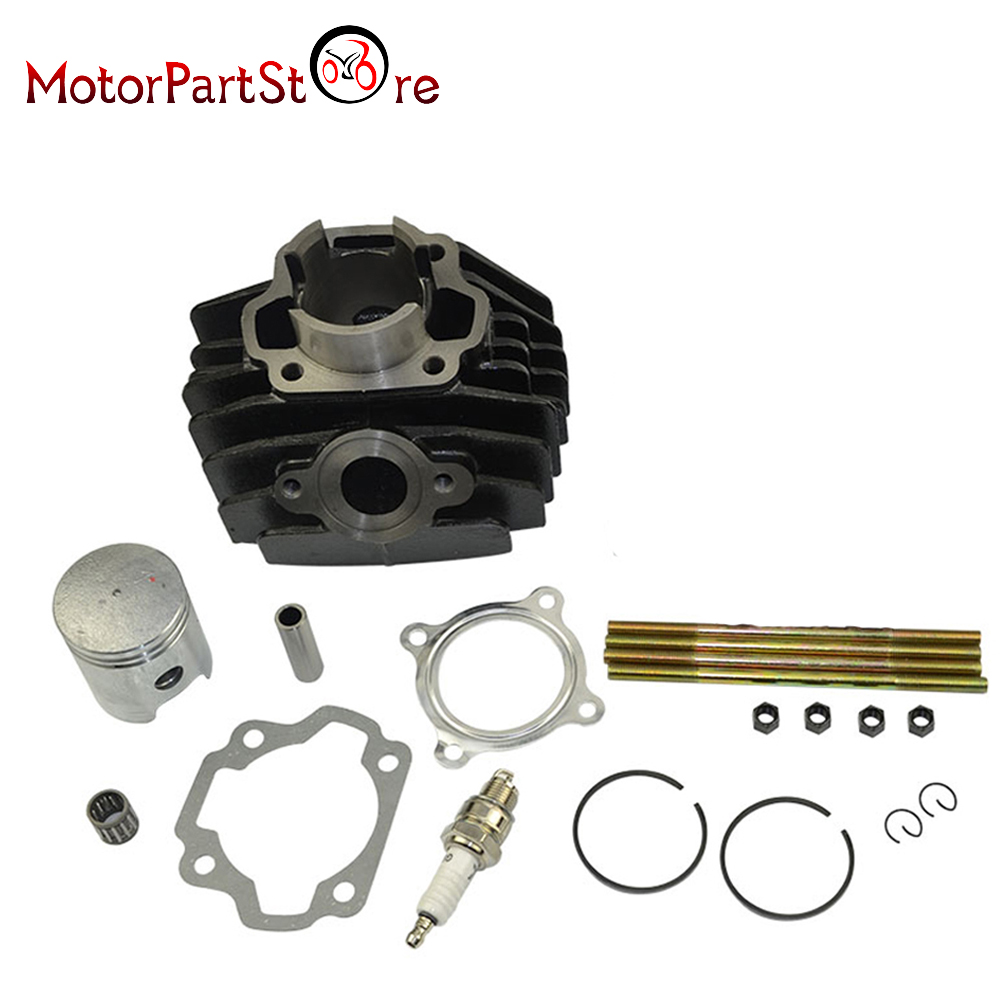 47mm cylinder kit for YAMAHA PW80 1983-2006 * gy6 80cc 47mm cylinder kit