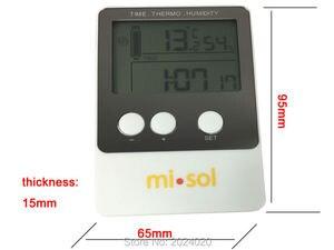 Image 5 - مسجل البيانات درجة الحرارة الرطوبة USB Datalogger ميزان الحرارة سجل البيانات