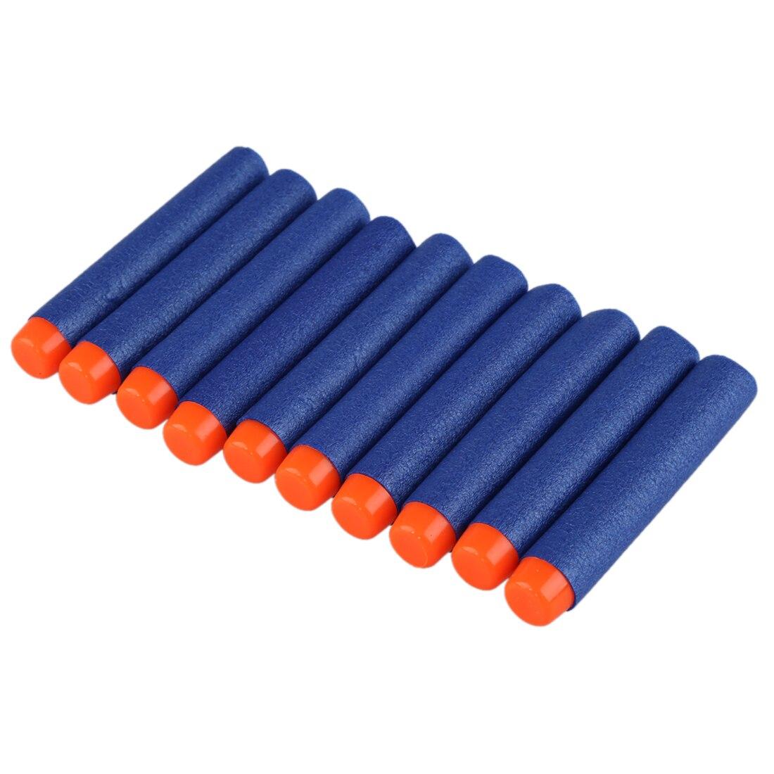 New 100pcs 7 2cm Refill Darts font b Toy b font Gun Bullets for Nerf Series