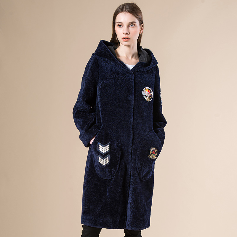 Compare Prices on Hooded Shearling Coat- Online Shopping/Buy Low ...