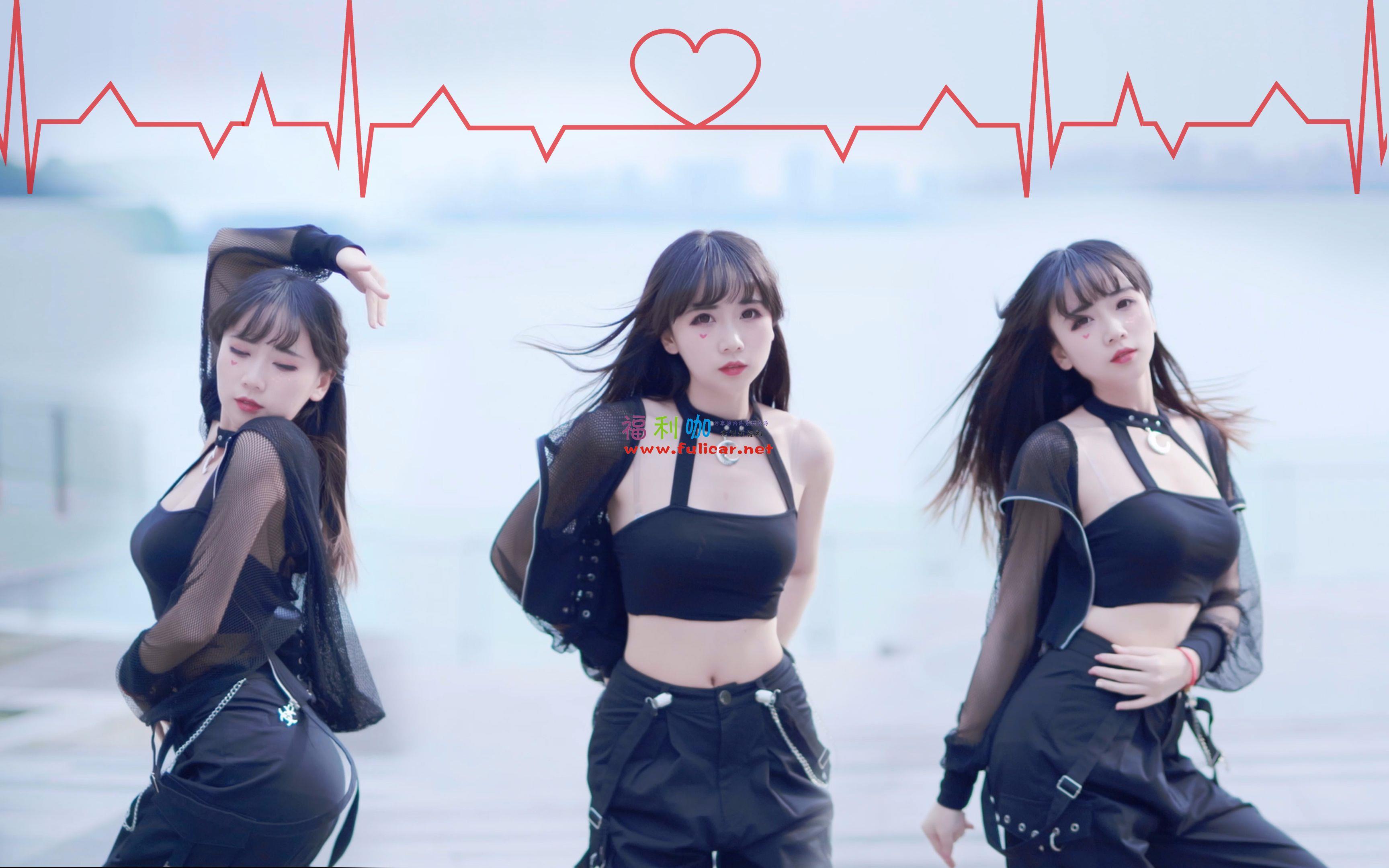 营养跟不上系列,B站一些性感舞蹈的小姐姐们