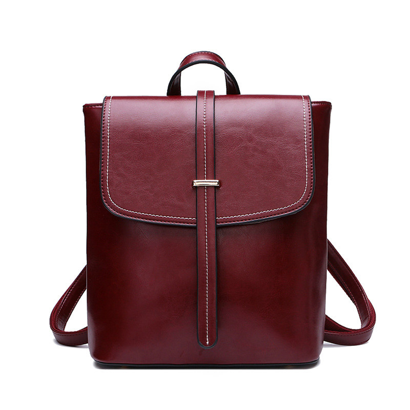 DAYGOS Backpack Women Genuine Leather Bag Women Bag Cow Leather Women Backpack Mochila Feminina School Bags for Teenagers klsyanyo backpack women genuine leather bag women bags cow leather girls backpack mochila feminina school bags for teenagers