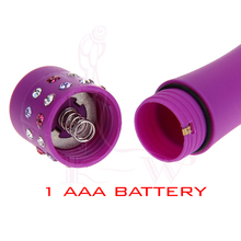 Waterproof Multi Speed Vibrating Diamond Vibrators, Sex Bullet, Adult Toys