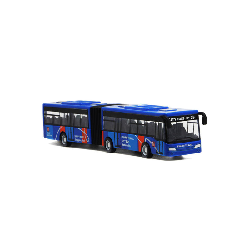US $8 06 27% OFF|^1:64 Scale 18cm Baby Pull Back Shuttle Bus Toy Children  Diecast Models Bus Toy^-in Diecasts & Toy Vehicles from Toys & Hobbies on