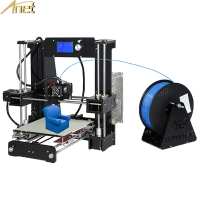 2016 Updated Anet A6 Size220 220 250mm3D Printer Kit Reprap Prusa I3 DIY 3Roll Filament 16GB