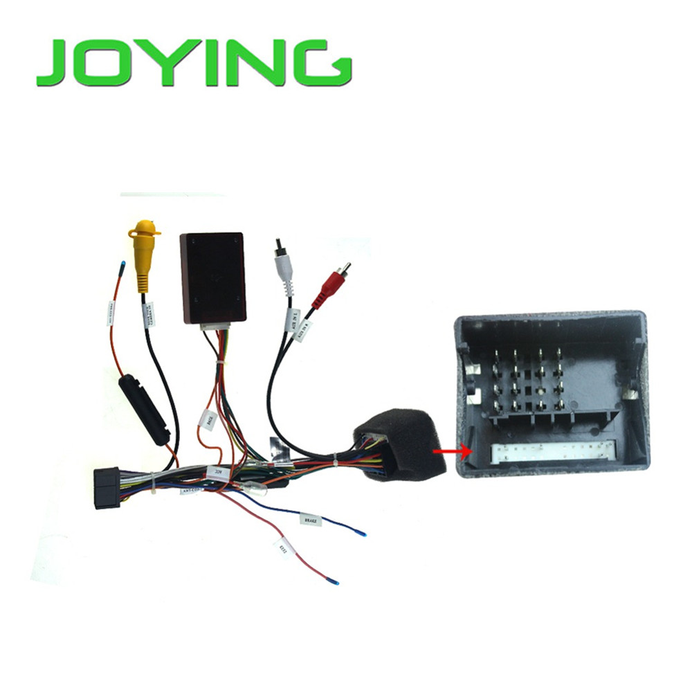 online get cheap iso wiring harness aliexpress com alibaba group car iso wiring harness plug for f ord mondeo focus power adaptor power cable radio